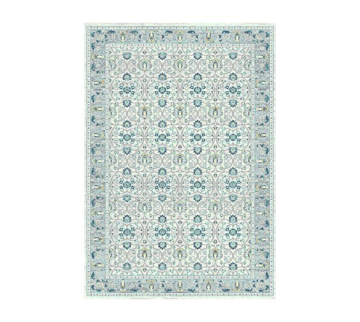 Zenith Rug - Tribal Floral White 160x230