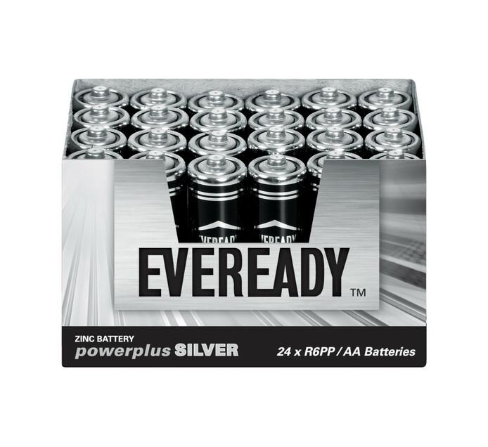 Eveready Power Plus R6PP 24 Pack