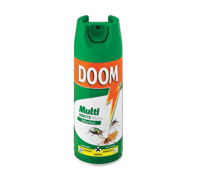 Doom Insect Spray Odourless (1 x 300 ml)