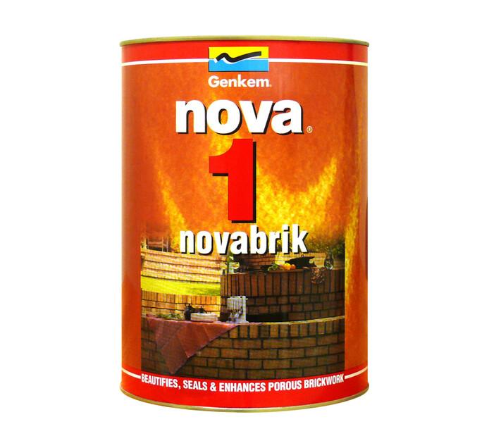 Nova 5L Novabrick Sealer 5L