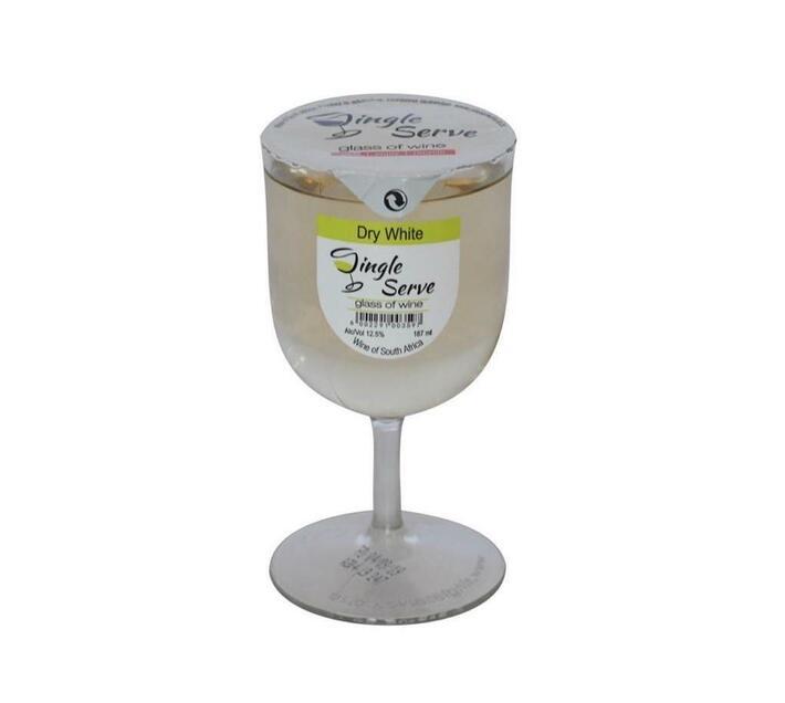 Single Serve White Wine
