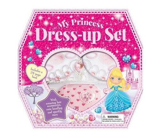 Pretty Princess: Dress-Up Set