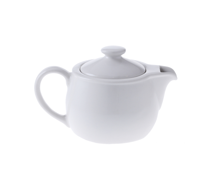 Continental Crockery 500ml Teapot with lid