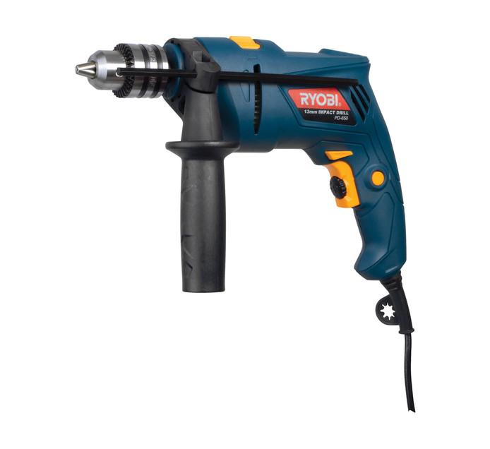 Ryobi 13 mm 650 W Impact Drill