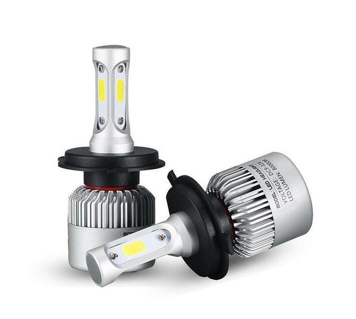 S2 40w led headlight kit set - H3