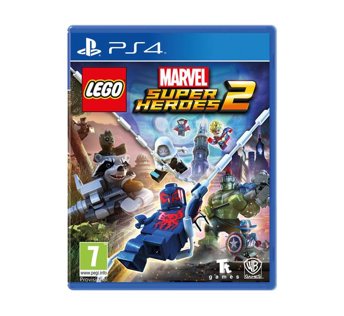 PS4 Marvel Super Heros 2