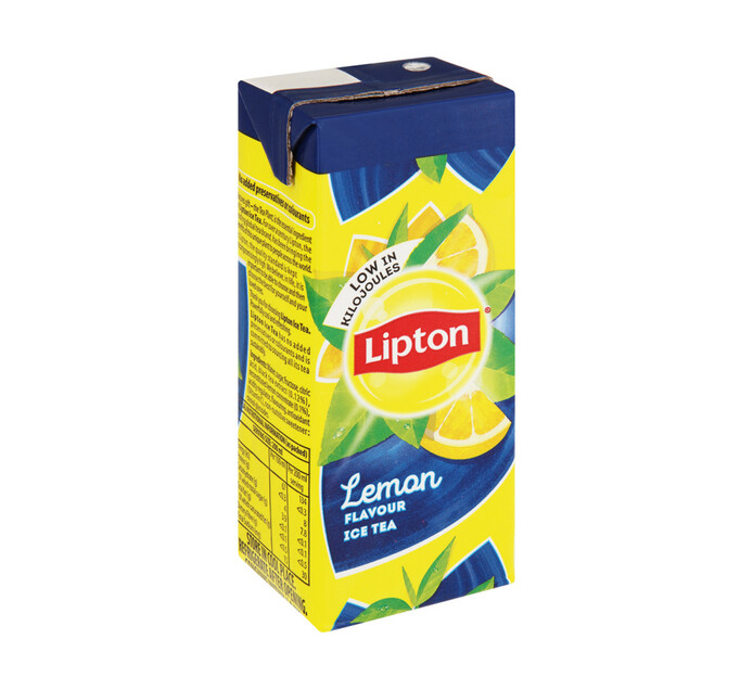 Lipton Ice Tea Lemon (6 x 200ml)