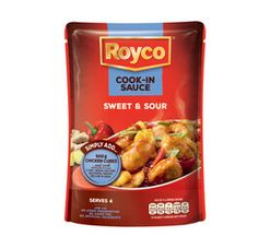 Royco Cook in Sauce Sweet & Sour (1 x 415g)