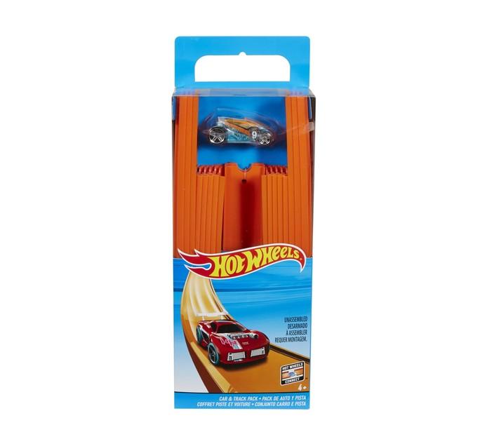 Hot Wheels Track Builder wth Car