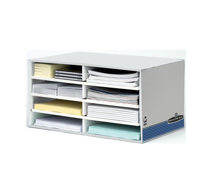 BANKERS BOX System Desktop Sorter Each