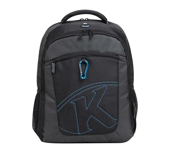 "Kingsons K Series 15.6"" Laptop Backpack with Keychain"