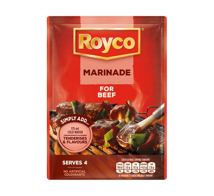 Royco Packet Marinade (All Variants) (1 x 40g)