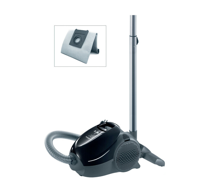 Bosch 1700w Bagged Cylinder Vacuum Cleaner