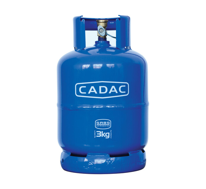 Cadac 3kg Gas Cylinder (excludes gas)