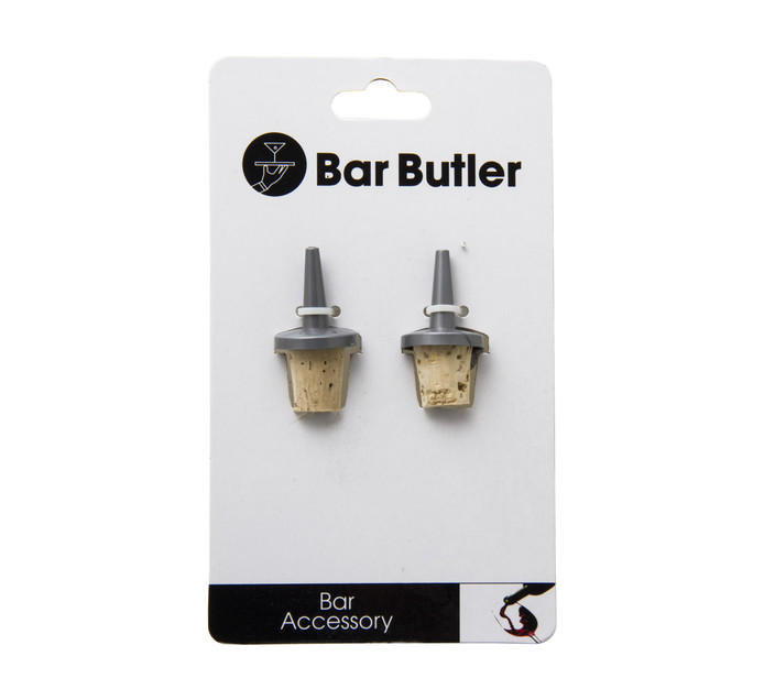 Bar Butler Drizzlers Plastic 2pack