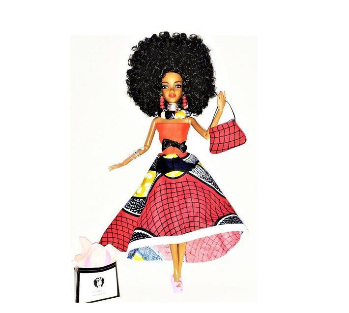 Black Doll - Shikanda Starr Smart
