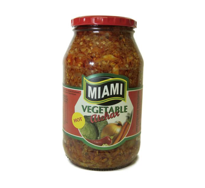 Miami Mild Vegetable Atchar (1 x 2kg)