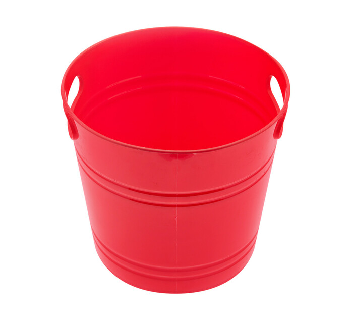 Miss Molly 5 lt Ice Bucket Red