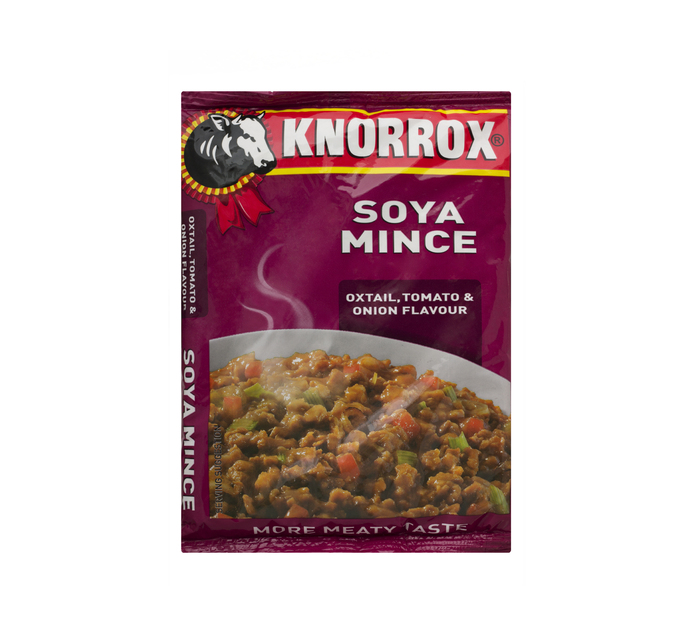 Knorrox Soya Pouch Oxtail, Tomato, Onion (5 x 400g)