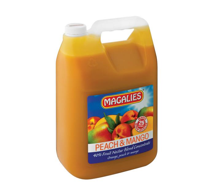 Magalies Concentrates Peach Mango (1 x 5L)