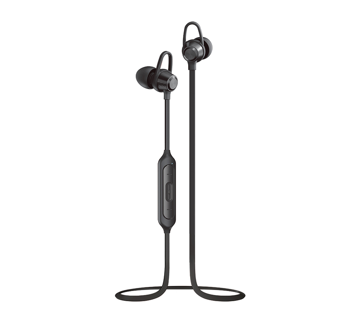 INTOUCH Crisp Sports Bluetooth Earbuds (Black)