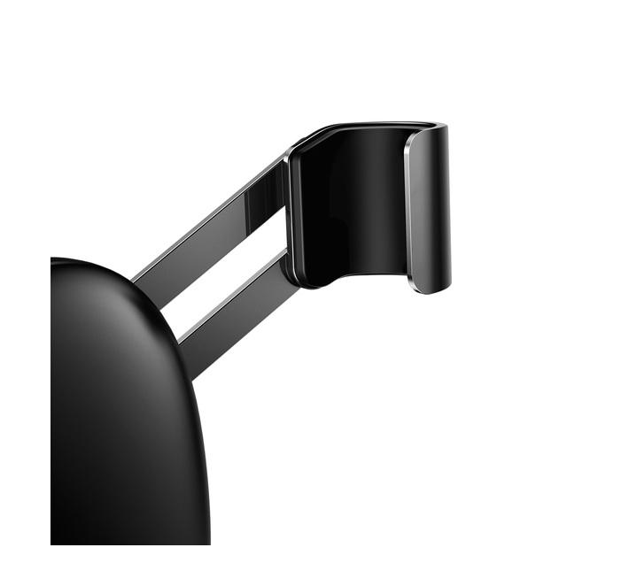 Baseus Mini Gravity Car Aircon Vent Smartphone Mount Holder - Silver
