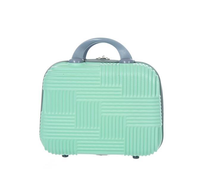 2 Piece Carry Handbag-Apple Green
