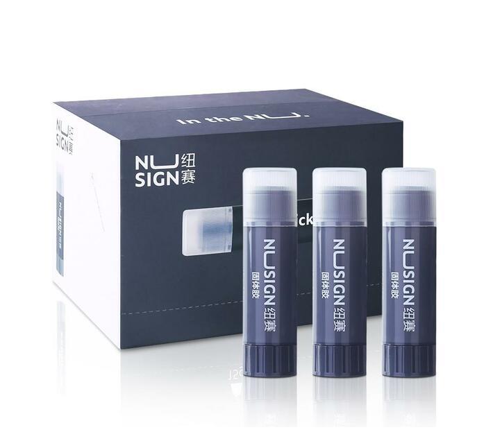 Nusign Glue Stick 15G/Pcs Transparent
