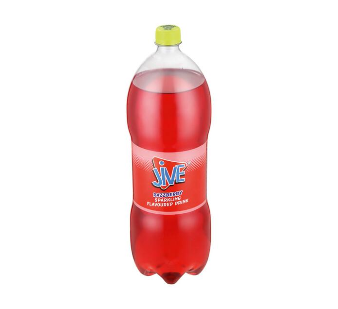 Jive Soft Drink Raspberry (1 x 2L)