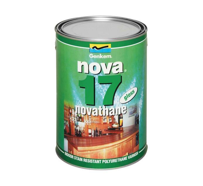 Nova 5LT GLOSS NO17 No. 17 Polyurethane Interior Sealer Gloss