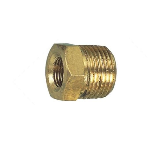REDUCER BRASS 1/4X1/8 M/F CONICAL