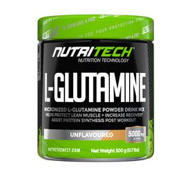 NUTRI TECH 300g L glutamine 300g