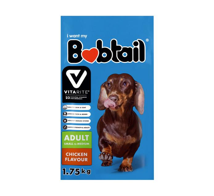 Bobtail Dry Dog Food Mini Chicken (1 x 1.75kg)