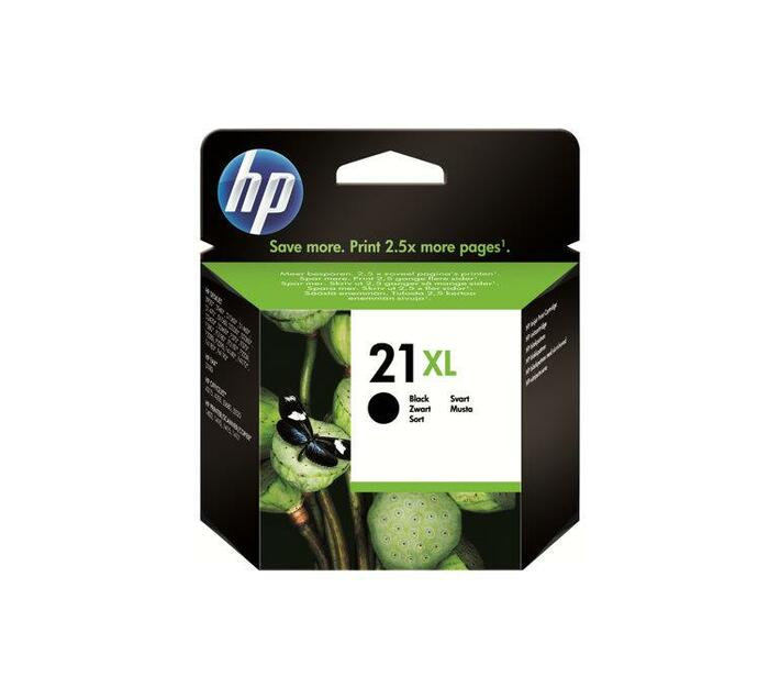 HP 21XL High Yield black original blister ink cartridge for Deskjet
