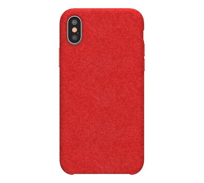 Baseus Original Super Fiber Series Case for iPhone XS Max - Red