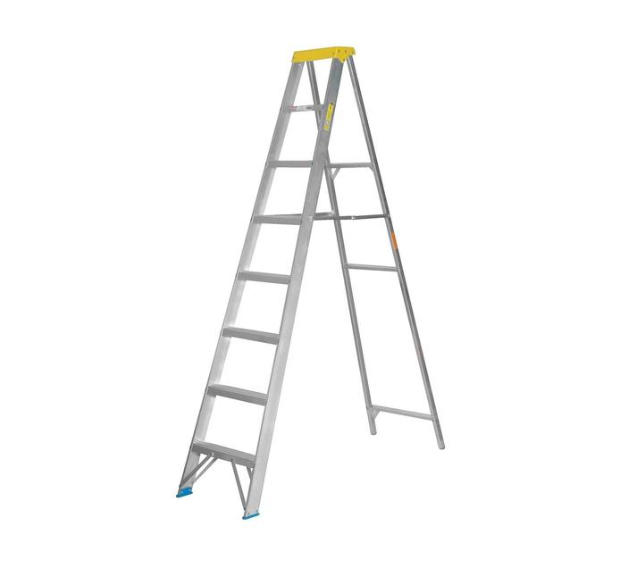 Gravity 2.4 m 8-Step Aluminium Ladder