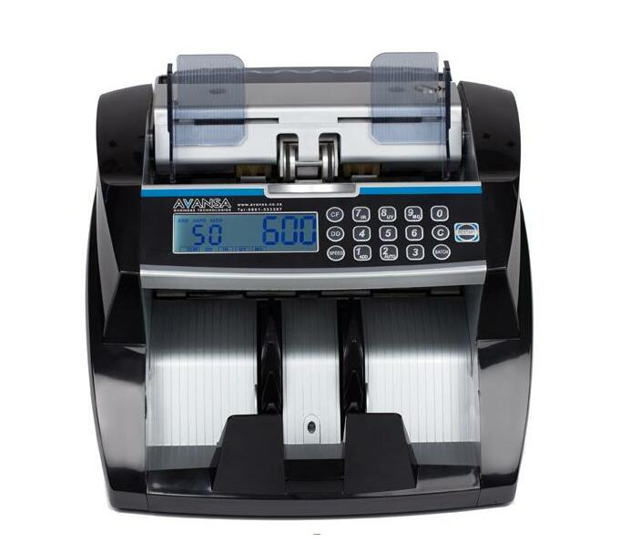 Avansa MaxCount Money Counter
