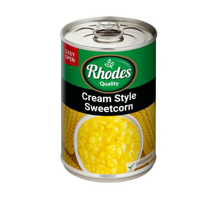 Rhodes Cream Style Sweetcorn (1 x 410g)