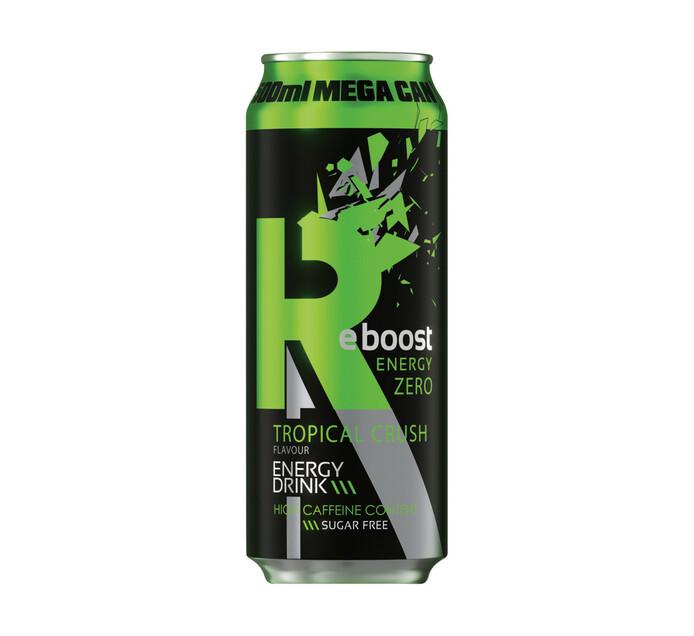Reboost Energy Drink TROPICAL (4 X 500ML)