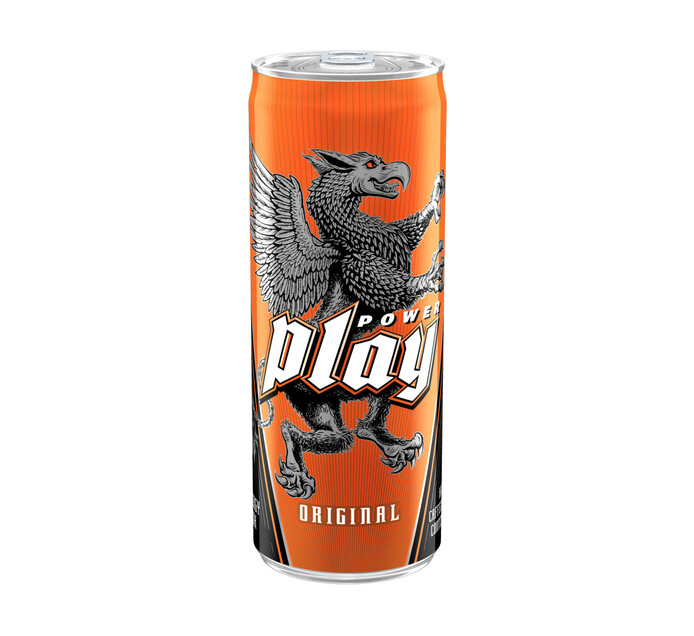 Power Play Energy Drink Original (4 x 250ml)