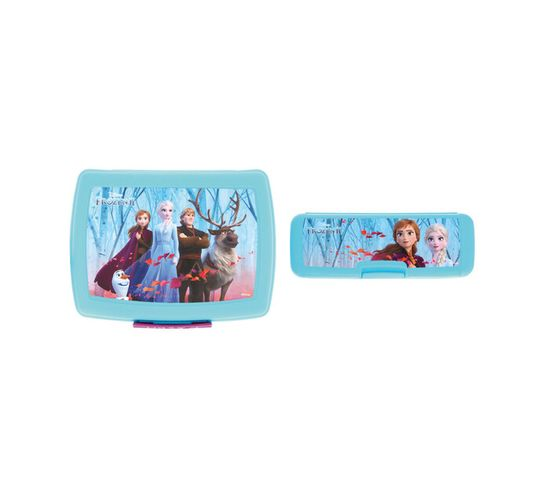 Frozen Lunch Box and Pencil Case