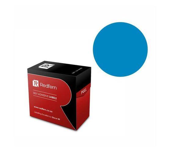 Redfern Self-Adhesive Colour Codes - C32 Light Blue