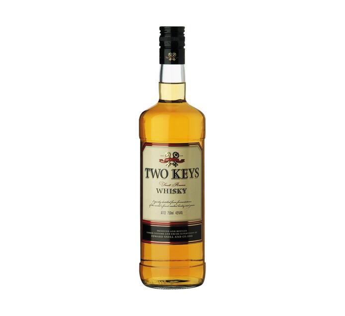 Two Keys Whisky (1 x 750ml)