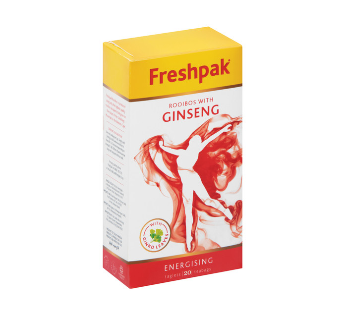 Freshpak Wellness Tea Ginseng (1 x 20's)