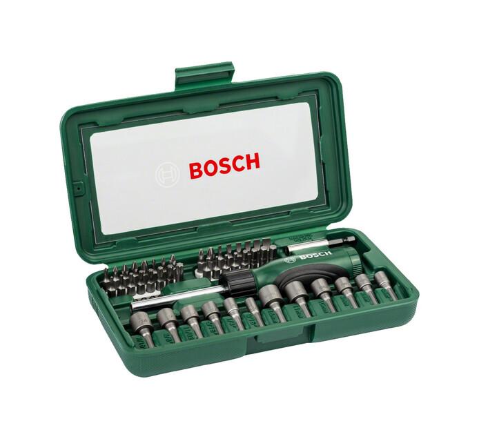 Bosch 46-Piece Screwdriver Set