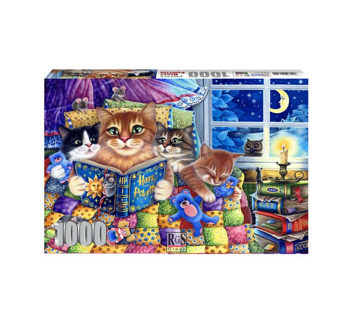 1000-piece Harry Pawtter Puzzle