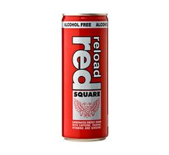 Red Square Reload Can (24 x 250ml)