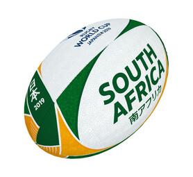 GILBERT 5 RWC SA Supporter Rugby Ball