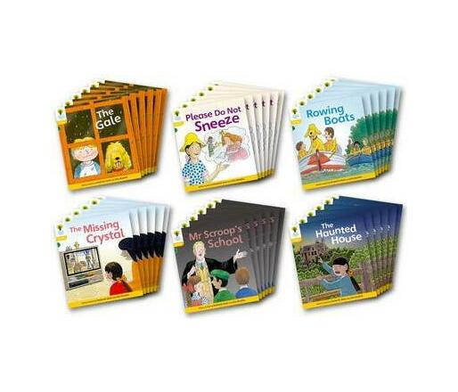 Oxford Reading Tree: Level 5: Floppy's Phonics Fiction: Class Pack of 36 (Multiple copy pack)