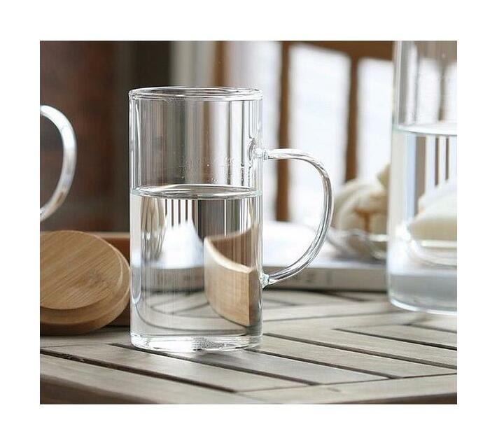 Borosilicate Glass Mug 400ml